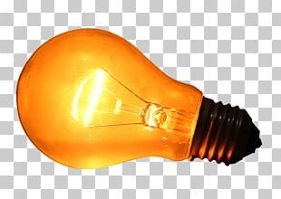 Incandescent Light Bulb Electric Light Portable Network Graphics PNG