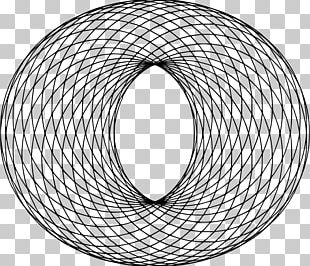 Spirograph Sacred Geometry Circle Mathematics PNG