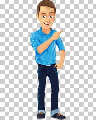 Character Male Cartoon PNG