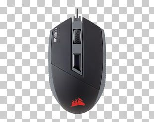 Computer Mouse USB Gaming Mouse Optical Corsair Katar Backlit Black Optical Mouse Dots Per Inch Corsair GLAIVE RGB PNG