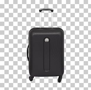Delsey Suitcase Baggage Hand Luggage Trolley PNG