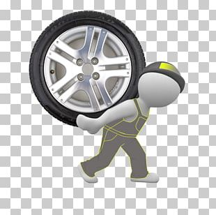 Tire Changer Car Autofelge Tire Balance PNG