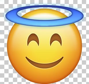Emoji Angel IPhone Halo PNG