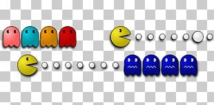 Ms. Pac-Man Ghosts PNG