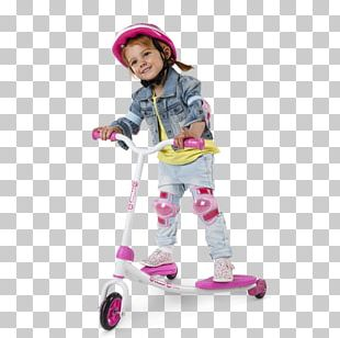 Kick Scooter Bicycle Child Wheel PNG