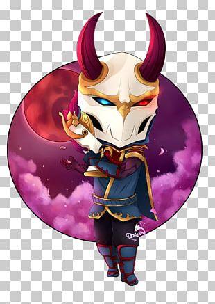 League Of Legends January 2018 Lunar Eclipse Chibi Moon PNG