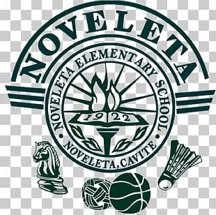 Logo Noveleta Elementary School Organization T-shirt PNG