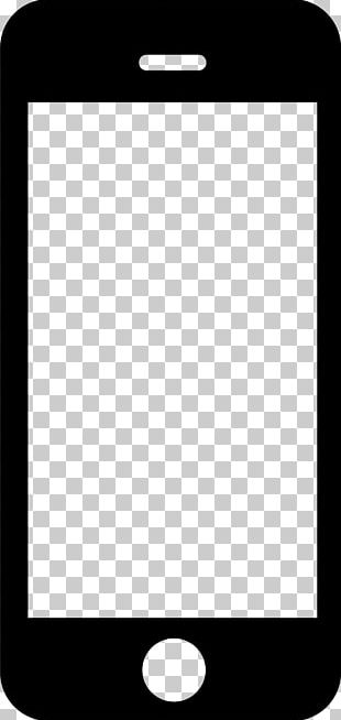 Mobile Phone Text Messaging Pattern PNG