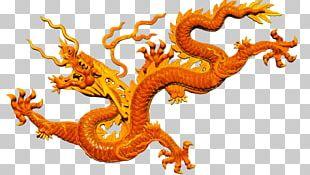 Chinese Dragon History Of China PNG