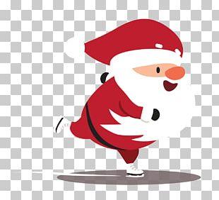 Santa Claus Ded Moroz Christmas PNG