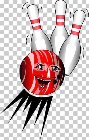 Bowling Pin Ten-pin Bowling Bowling Balls PNG