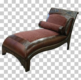 Chaise Longue Furniture Chair Loveseat Couch PNG