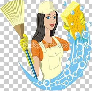 Cleaner Maid Service Cleaning Domestic Worker PNG