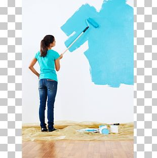 Painting Paint Rollers Stock Photography PNG
