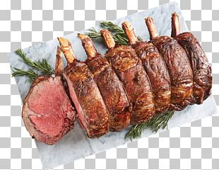 Roast Beef Roasting Venison Food Meat PNG