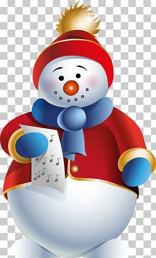 Snowman Christmas Encapsulated PostScript PNG