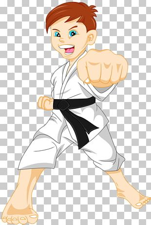 Karate Cartoon Stock Photography Stock Illustration PNG