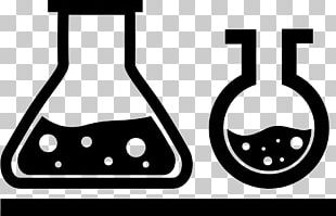 Laboratory Flasks Experiment Computer Icons Chemistry PNG