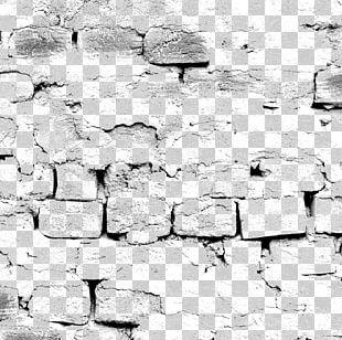 Stone Wall Radfahrer Pattern PNG