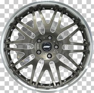 Car Alloy Wheel Motor Vehicle Tires Spoke PNG