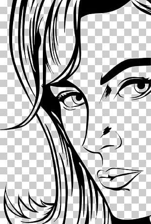 Pop Art Drawing PNG