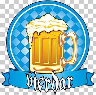 Oktoberfest Beer Glasses Bratwurst PNG
