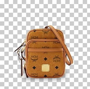 MCM Worldwide Leather Handbag Furniture Tasche PNG