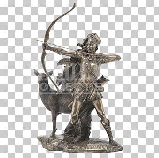 Artemis Diana Of Versailles Apollo Greek Mythology PNG