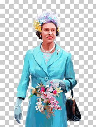 Elizabeth II Imperial State Crown Monarch Fashion PNG