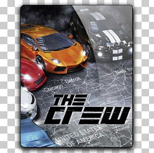 The Crew: Wild Run The Crew 2 Racing Video Game Ubisoft PNG