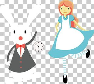 Alices Adventures In Wonderland White Rabbit The Mad Hatter King Of Hearts PNG