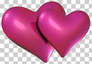 Heart Pink PNG