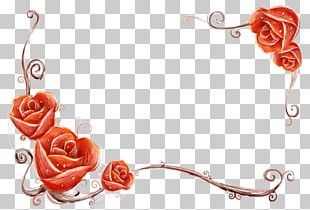 Paper Flower Floral Design Painting PNG