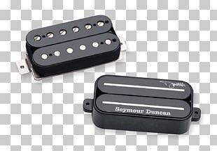 Pickup Seymour Duncan Guitar Humbucker Bridge PNG