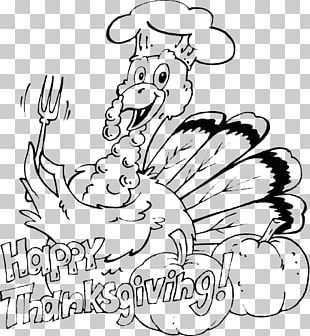 Coloring Book Thanksgiving Dinner Child Turkey PNG