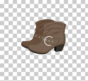 High-heeled Footwear Shoe Boot PNG