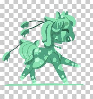 Horse Illustration Cartoon Animal Tree PNG