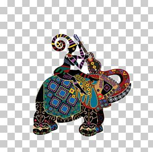 Ethnic Group Painting PNG