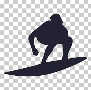 Big Wave Surfing Surfboard PNG