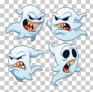 Casper Ghost Cartoon Illustration PNG