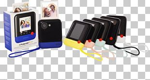 Instant Camera Zink Polaroid Corporation Printing PNG