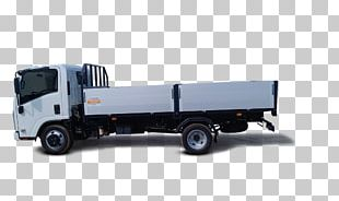 Commercial Vehicle Model Car Semi-trailer Truck PNG