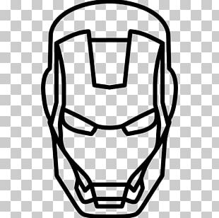 Iron Man Logo Superhero PNG