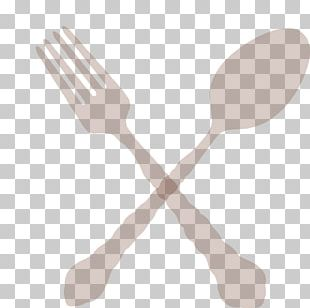 Wooden Spoon Spoon & Fork Plus Toast PNG