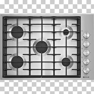Cooking Ranges Gas Burner Jenn-Air Gas Stove Home Appliance PNG