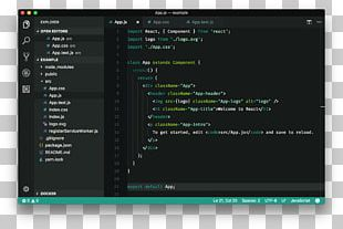 Visual Studio Code Theme GitHub Brackets Microsoft Visual Studio PNG