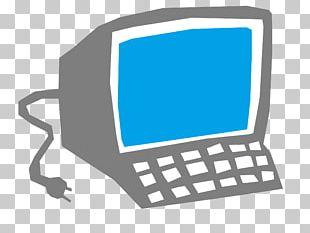 Cartoon Desktop Computers PNG