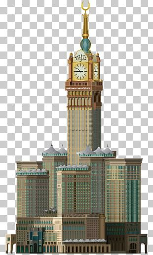 Abraj Al Bait Makkah Royal Clock Tower Hotel Willis Tower Burj Khalifa Taipei 101 PNG