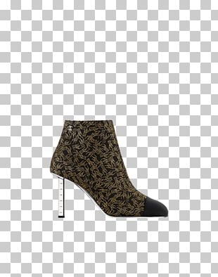 Boot Chanel Shoe Fashion Clothing PNG