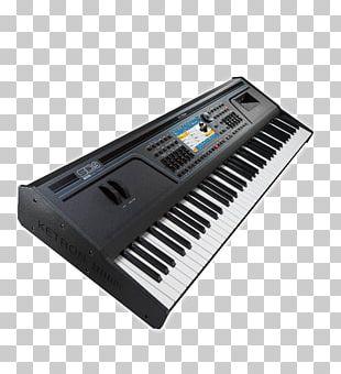 Piano Electronic Keyboard MIDI Keyboard Musical Keyboard PNG
